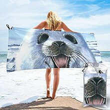 shenguang Harp Seal Painting Wallpaper Gedruckte
