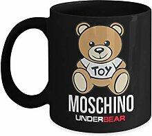 shenguang Moschino art UnderBear Mug Best Gift