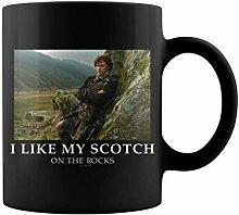 shenguang Outlander Jamie Fraser I Like My Scotch
