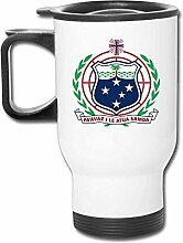 shenguang Reise-Becher With Handle Coat Of Arms Of