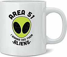 shenguang Storm Area 51 I Wanna See Them Aliens