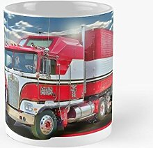 shenguang Truck Kenworth Bj And The Bear Road