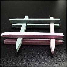 shengyuan 50 Teile/los Praktische Stein Keramik