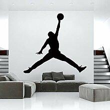 Shentop Basketball Vinyl wandaufkleber Tapete Für