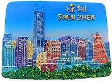 Shenzhen China 3D Kühlschrank Kühlschrankmagnet