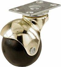 Shepherd Hardware 95162Messing mit Kapuze Ball