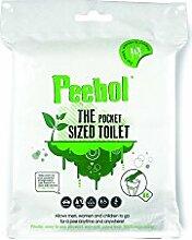 Shewee Peebol - die taschengroße Toilette - 6er