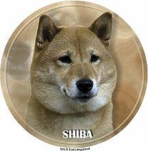 Shiba Aufkleber 25 cm