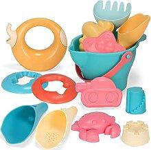 ShiftX4 Wasserspielzeug, Sandkasten-Set für