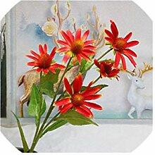 Shimmer Lumine Artificial flowers 8Pcs Gefälschte