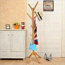 SHIN Garderobenständer Höhe 178 cm stabil Metall