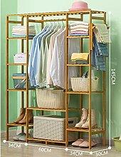 SHIN Vintage Garderobenständer in Baumform,