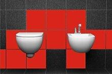 ShirtInStyle FLIESENAUFKLEBER Fliesen Folien Aufkleber Bad Küche Spiegel Renovieren 10x10cm 168Stück