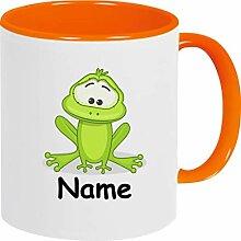 Shirtinstyle Kaffeepott, Tasse, Frosch mit