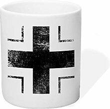 shirtmachine Tasse Eisernes Kreuz