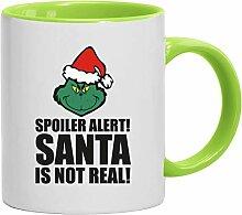ShirtStreet Geschenk für Weihnachtsmuffel
