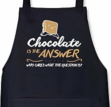 Shirtstreet24, Chocolate Is The Answer, Grillen