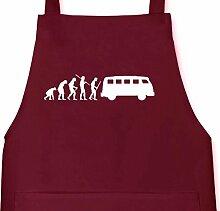 Shirtstreet24, EVOLUTION KULT BUS, Grill Schürze