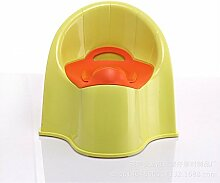 SHISHANG Kindertoilette Baby-Toiletten Töpfchen fest Urinal Kinder geeignet für 6 Monate-6 Jahre alt Baby Umweltschutz pp Kunststoff sicher und nicht toxisch sind , 300×300