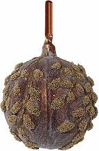 SHISHI · Christbaumkugel Blätter gezucker ·