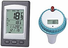 ShiyiUP Badethermometer Pool Wasser Thermometer: