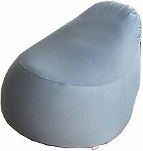 ShJt-sofa Großer fauler Couchbohnensack-Stuhl,