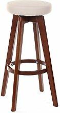 ShJttt-chair or stool Barhocker Massivholz High