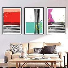 SHKHJBH Bilddrucke Zusammenfassung Moderne