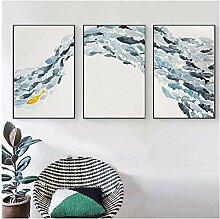SHKHJBH Moderne Malerei Einfache abstrakte