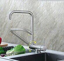 SHLONG 304 Edelstahl heiße und kalte Küche
