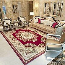 SHOBSBUGSLDIF Teppich Bad Teppich Wohnzimmer mit