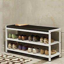 Shoe cabinet/Shoe rack Ändern Sie Schuh-Bank- /