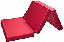 SHOGAZI Klappmatratze 90x200x12cm, für Erwachsene