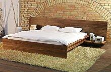 shogazi  Schlafkultur Massivholzbett Lengai -