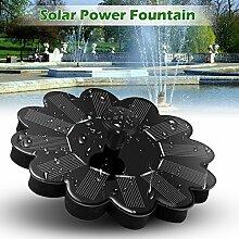 Shootingstar Solar Wasserpumpe Schwimmbecken Pool