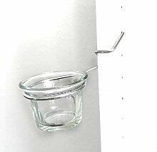 ShopHerzog 3er-Set Teelichthalter für Ivar und
