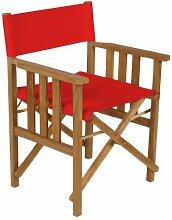 Shopisfy Wasserfest Innen Außen Direktor Sessel Ersatzabdeckung, Erhältlich in 16 Farben - Ro