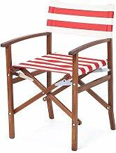 Shopisfy Wasserfest Innen Außen Direktor Sessel Ersatzabdeckung, Erhältlich in 16 Farben - Streifen Ro