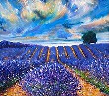 Shopmeeko 100 stücke Englisch Lavendel pflanzen
