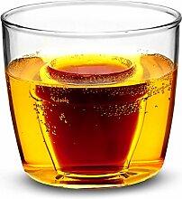 Shot-Gläser für Jägerbombs, Glas,