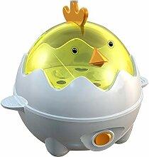 SHOW Eier Kocher Dampfgarer Einzelschicht,