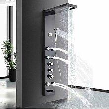 Shower Head Thermostat Dusche Panel Led Wasserfall
