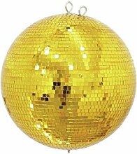 showking Große Discokugel Goldie mit