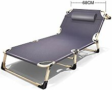 SHPP, Lazy Chair Klappstuhl, verstellbar,