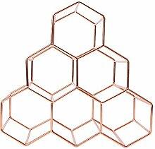 SHPP, Weinregal - 6 Flaschen Standardgröße -