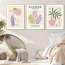 SHPXMBH Moderne Bilder Matisse Poster und Drucke