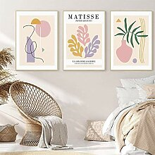 SHPXMBH Wandbilder Matisse Poster und Drucke