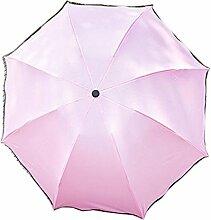 Shuang Yu Zuo Damen Sonnenschutz UV Regenschirm,A1