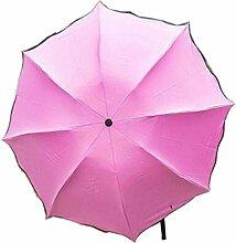 Shuang Yu Zuo Damen Sonnenschutz UV Regenschirm,A3