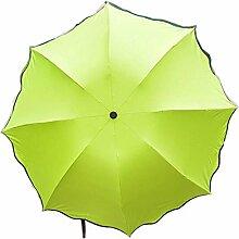 Shuang Yu Zuo Damen Sonnenschutz UV Regenschirm,A4